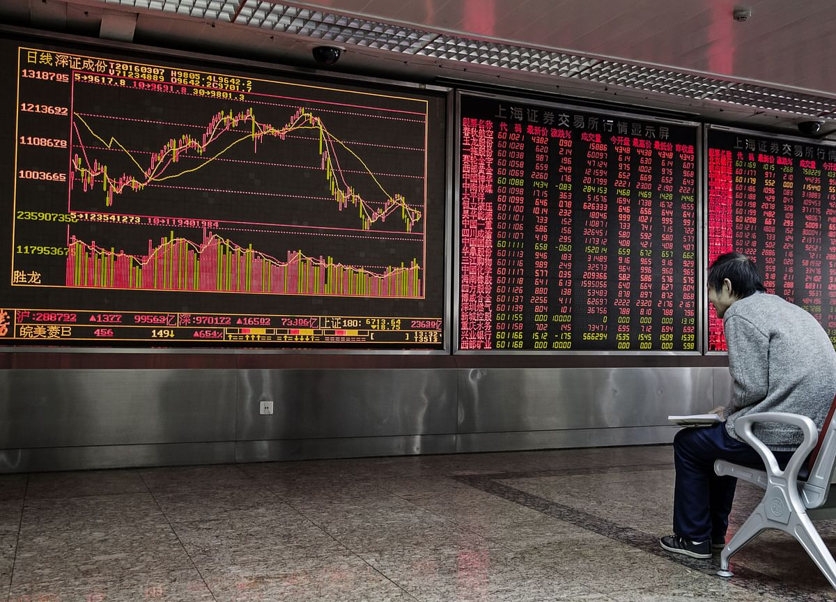 Jitters Over China's Local Defaults Start to Spread Offshore