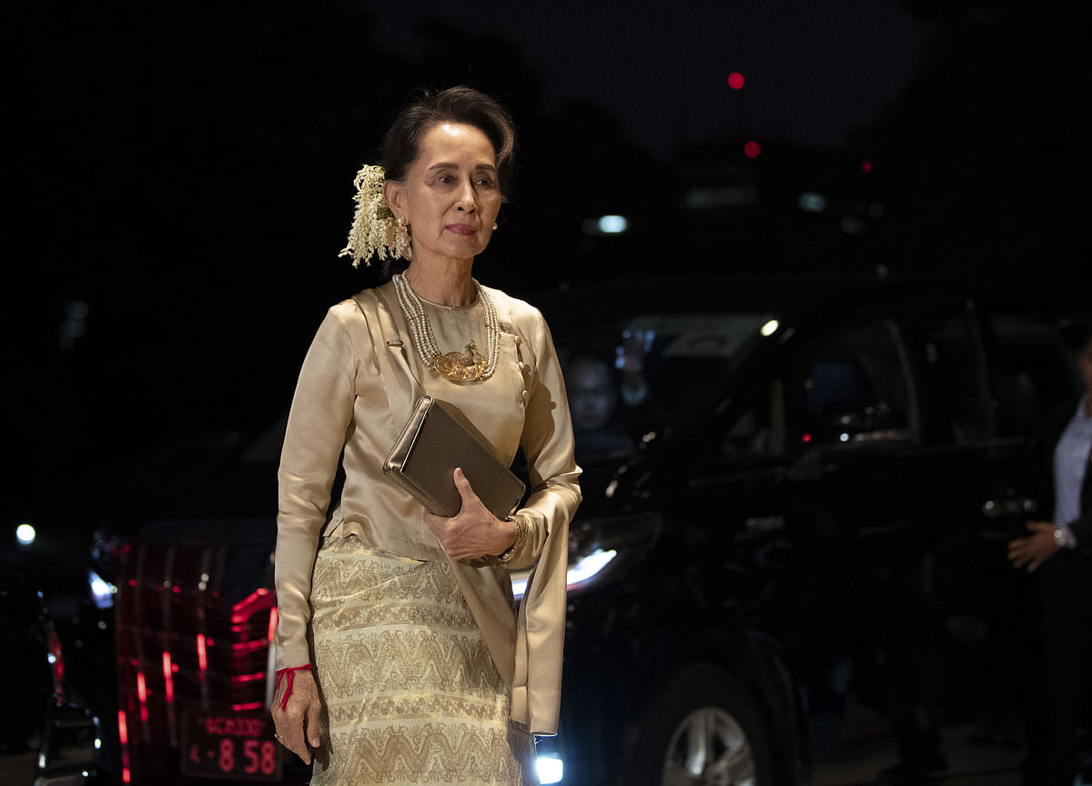 Myanmar Military Stages Coup; Suu Kyi Urges Nation to Resist