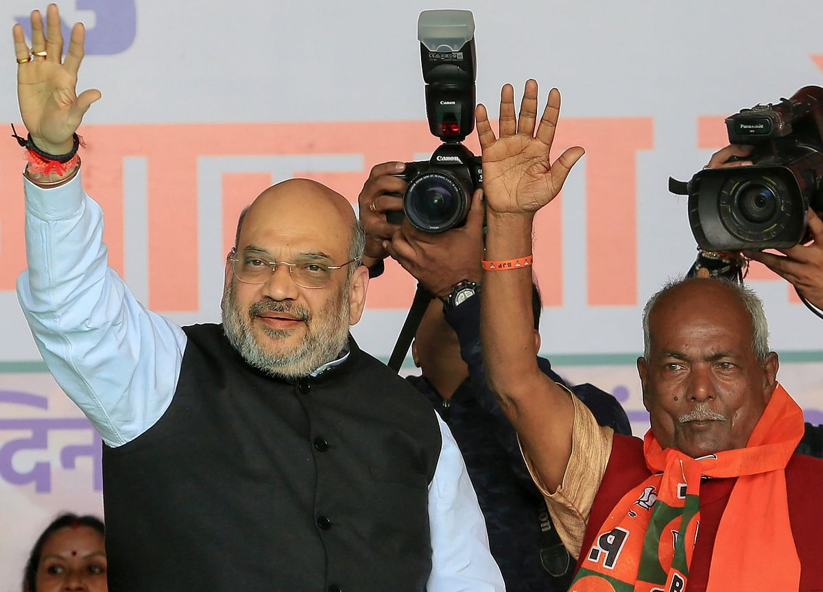 Will Build A Grand Ram Temple In Ayodhya In Four Months: Amit Shah