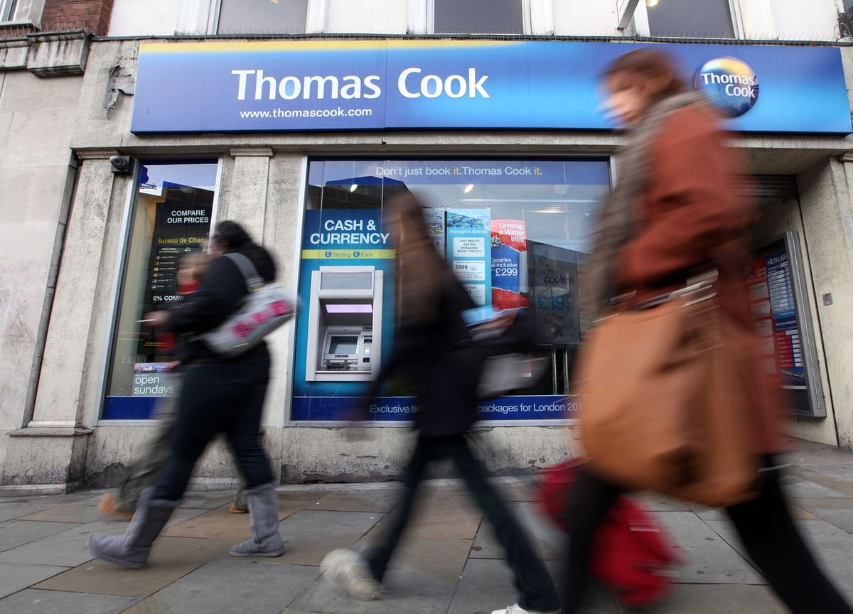Thomas Cook Brand Set for 2020 Relaunch by Chinese Owner