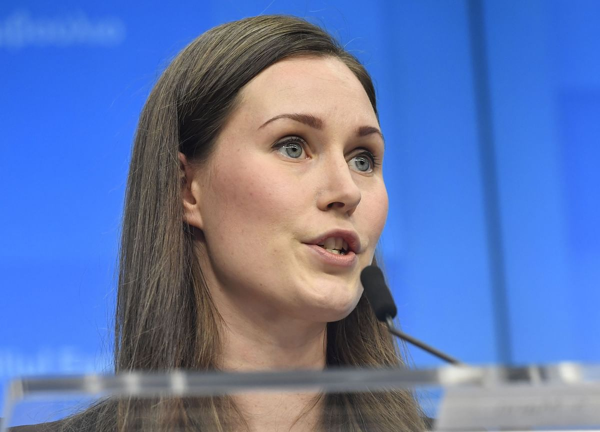 Estonia Apologizes After Official Calls New Finnish PM 'Cashier'
