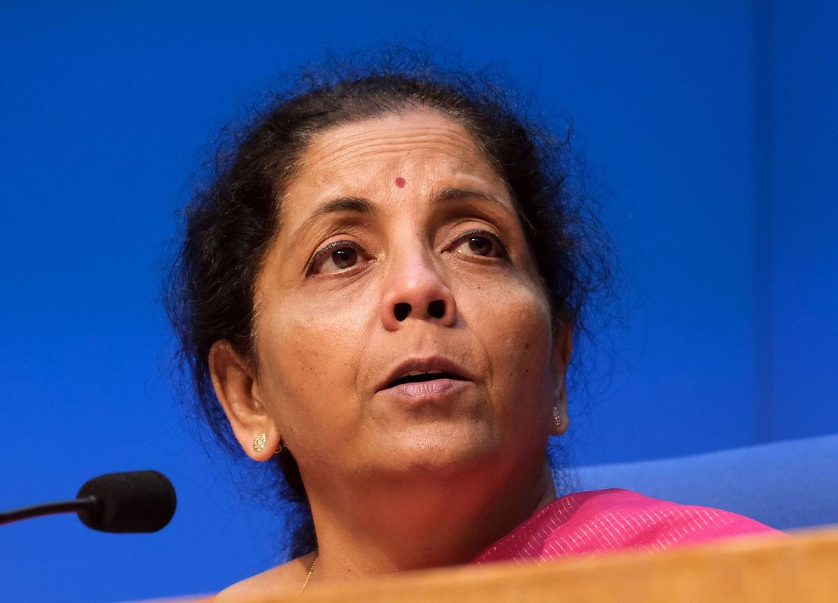 Nirmala Sitharaman Among World's 100 Most Powerful Women: Forbes