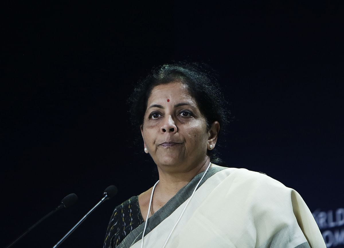 Government Focusing On Improving Data Credibility: Sitharaman