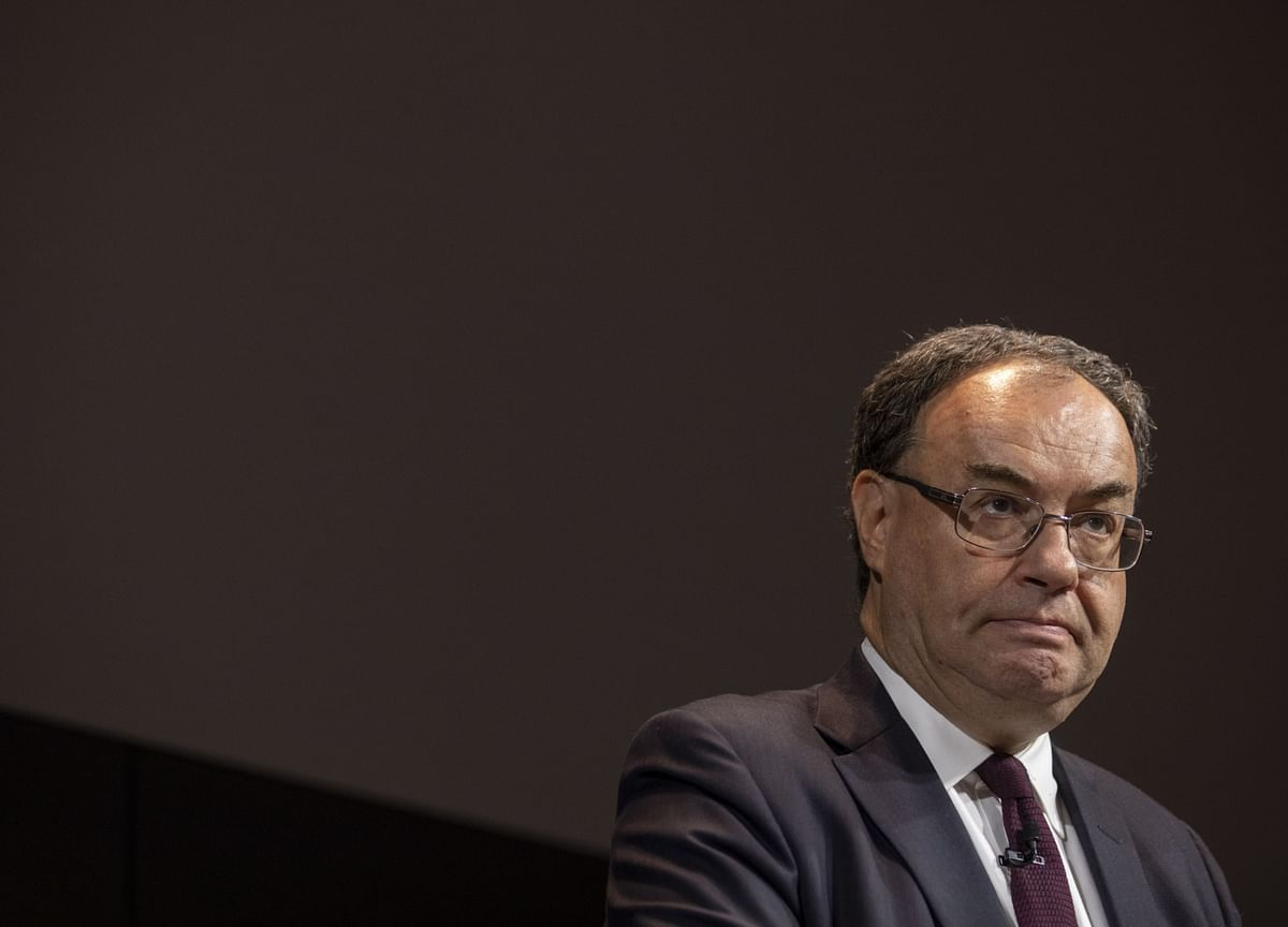 U.K. Picks Andrew Bailey as Post-Brexit BOE Governor, FT Says