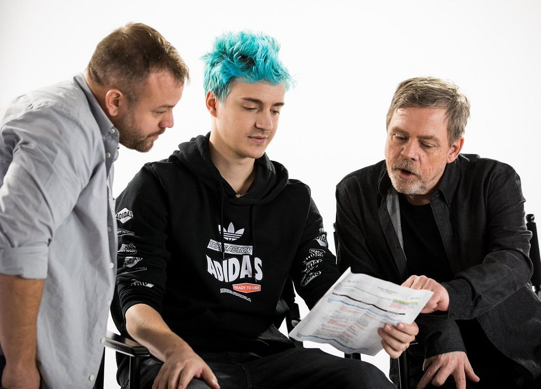 How Ninja Set Off an 'All-Out Talent War' in Video Gaming