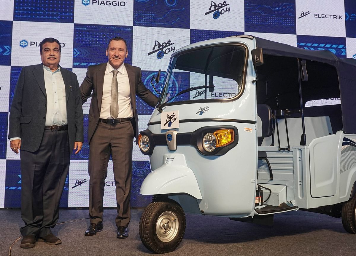 Piaggio Forays Into Electric In India With A 3-Wheeler Priced At Rs 1.97 Lakh