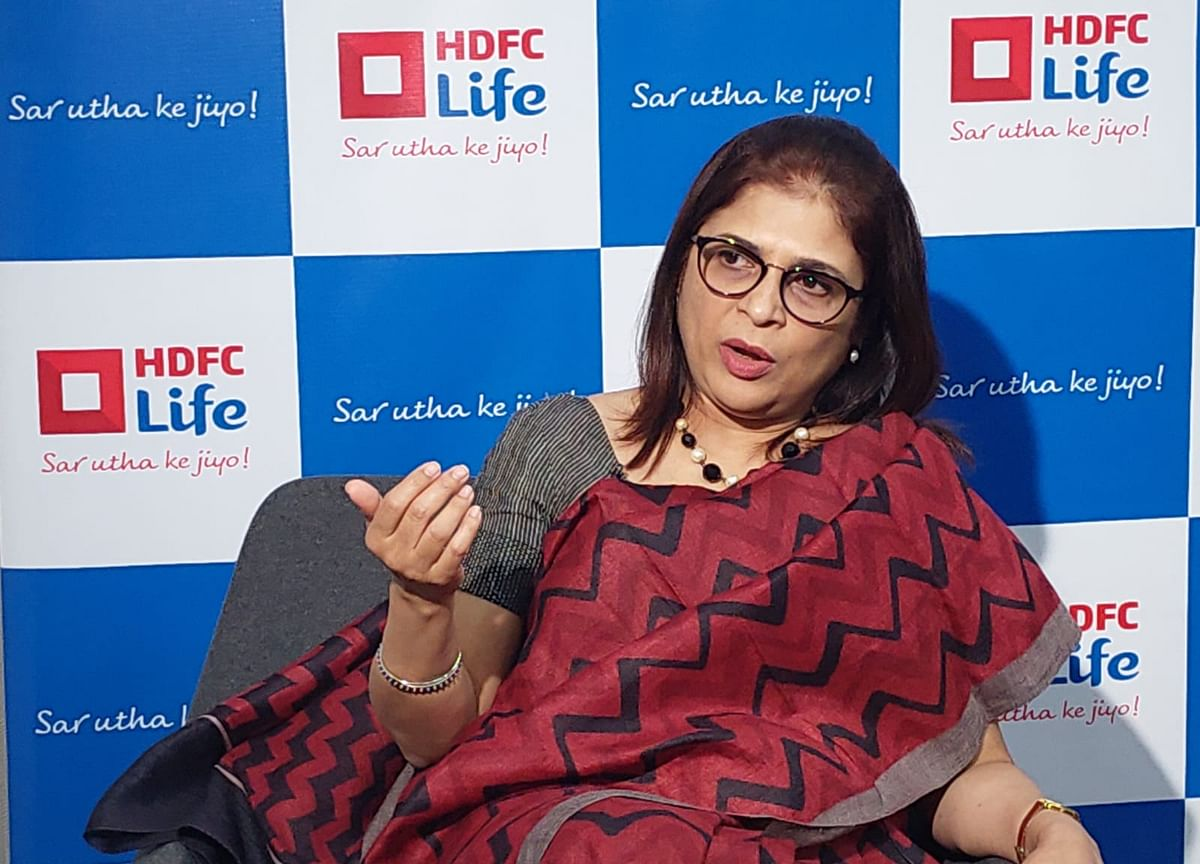 What Makes HDFC Life's Vibha Padalkar Optimistic About Recovery