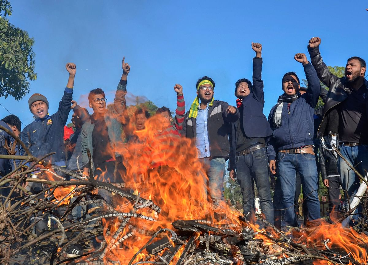 Internet Services Suspended In Tripura Over Anti-Citizenship Amendment Bill Protests
