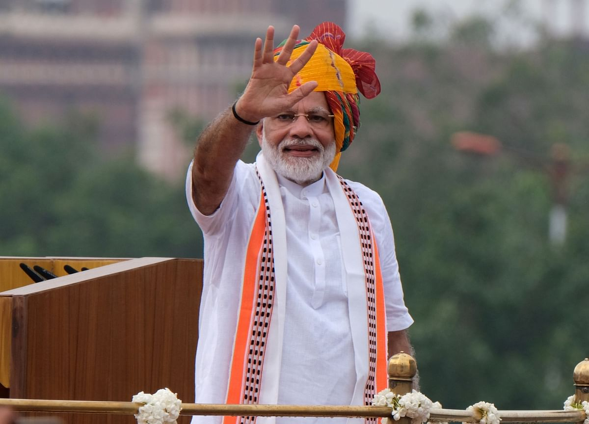 Tight Security For PM Modi's Rally: CCTV On All Routes Leading To Ramlila Maidan, Snipers Atop Buildings