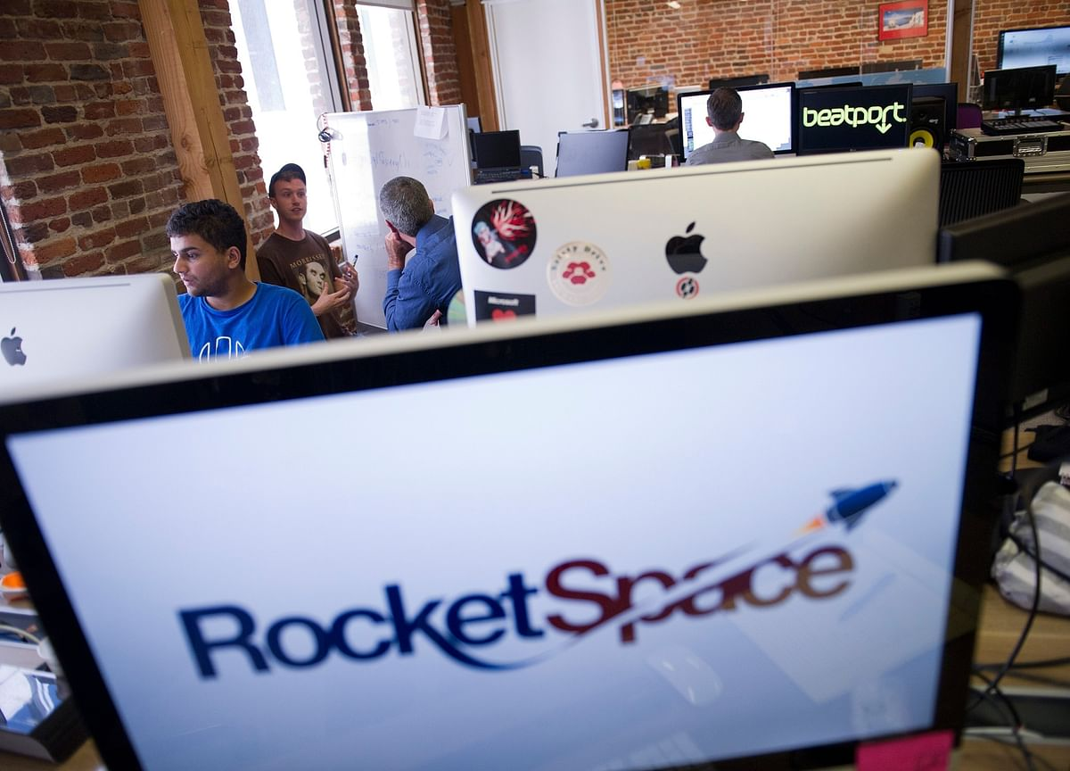 WeWork Rival RocketSpace to Leave U.K. in Co-Working Blow