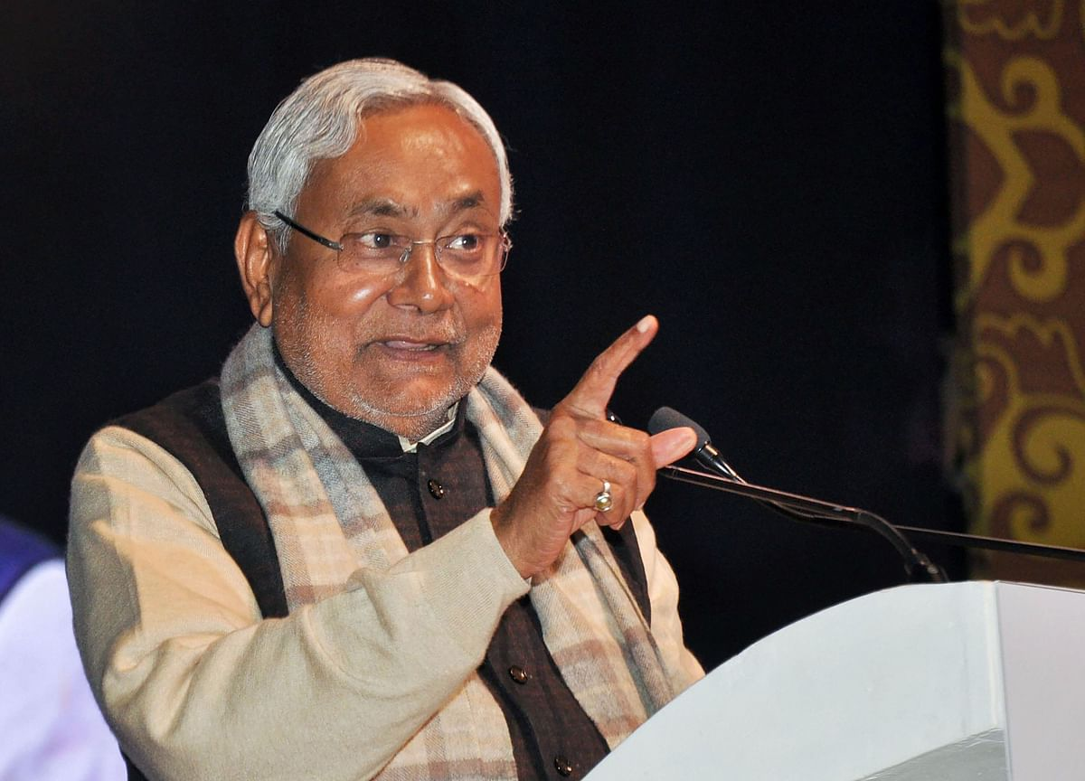 Nationwide National Register Of Citizens Needless, Has No Justification: Nitish Kumar