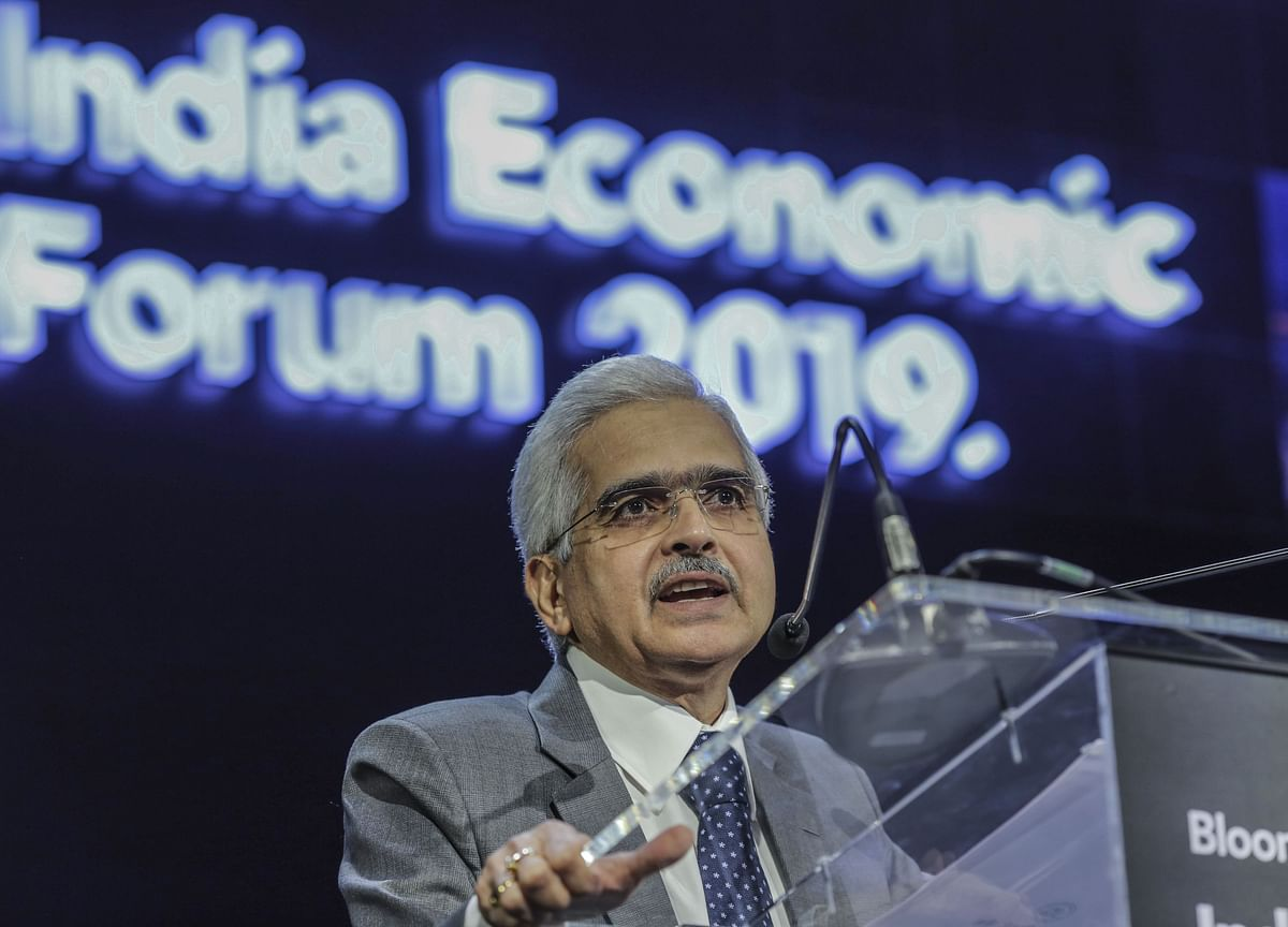 Shaktikanta Das'  Year At RBI: A Time Of Juggling Challenges