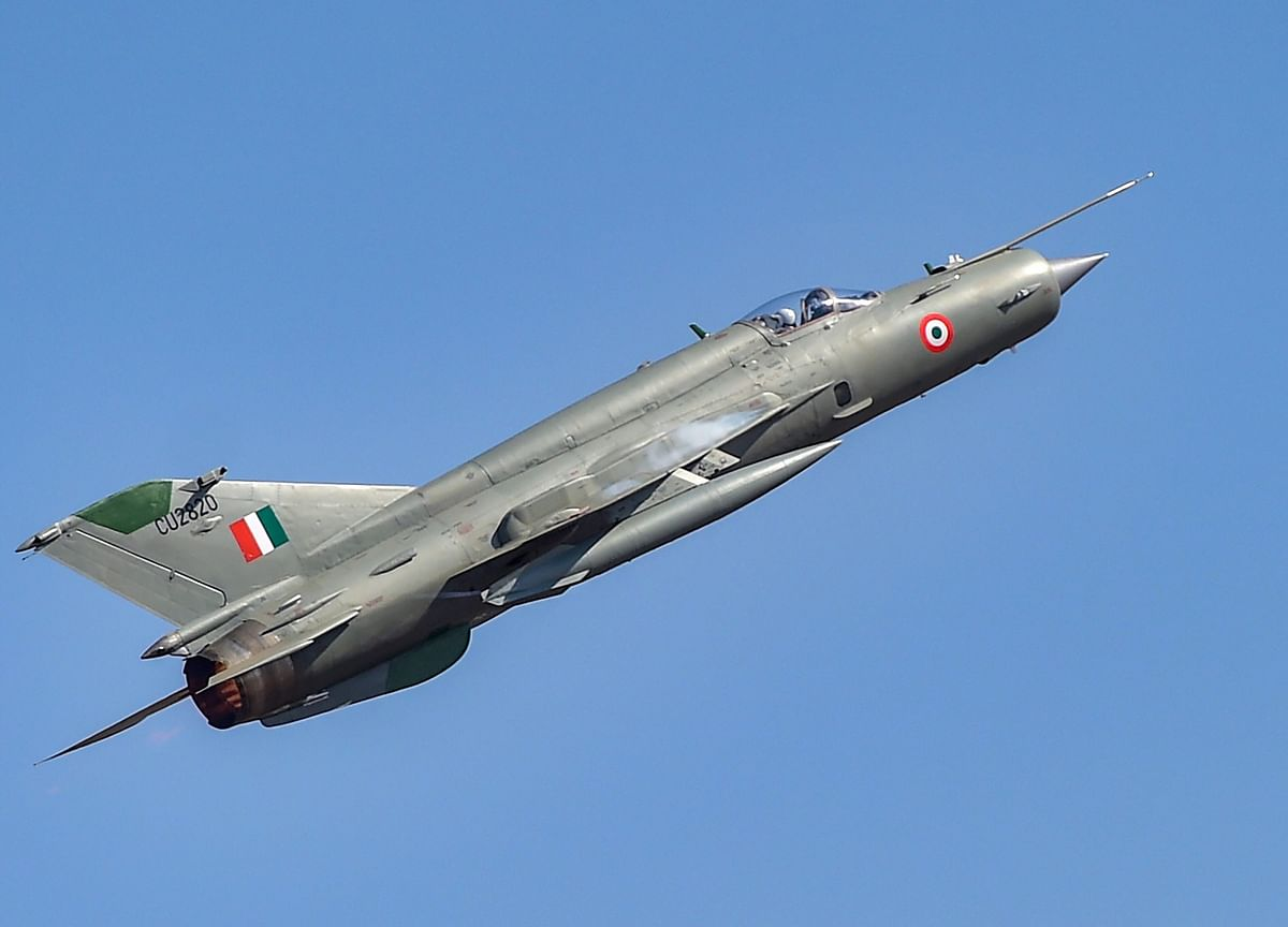 13 Fighter Jets Crashed From 2017-18 To November 2019: Government