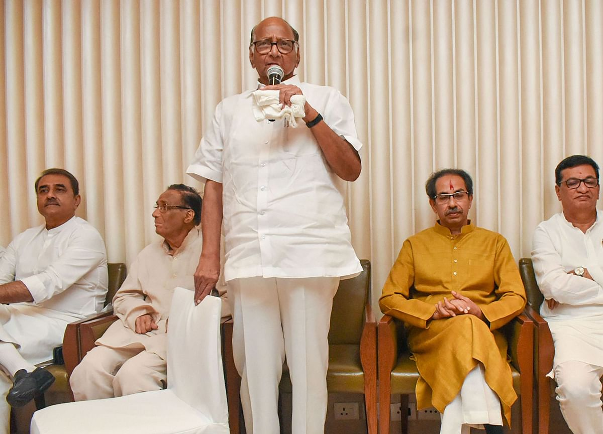 PM Modi Wanted Us To Work Together, I Rejected His Offer, Says Sharad Pawar