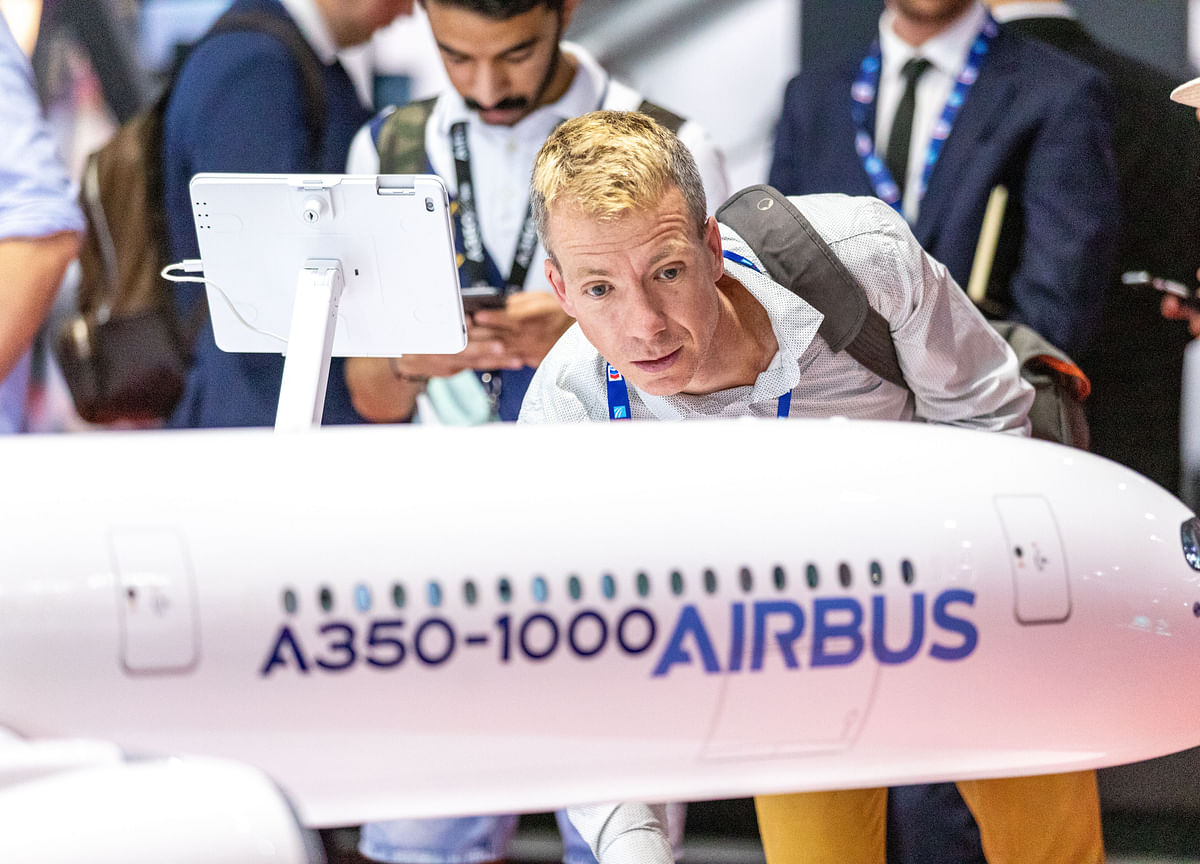 United Places $7 Billion Order for Long-Range Airbus A321s