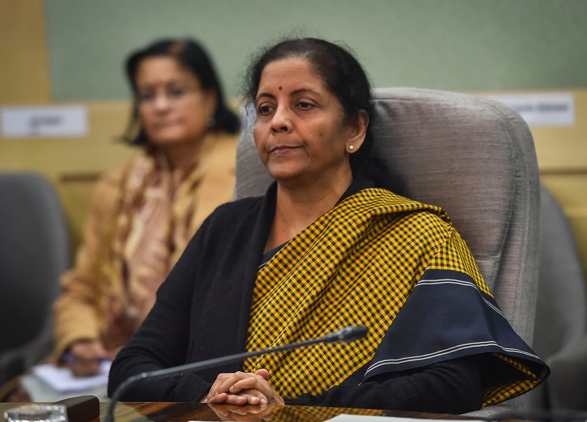 Finance Minister Sitharaman To Meet CEOs Of State-Owned Banks On Saturday
