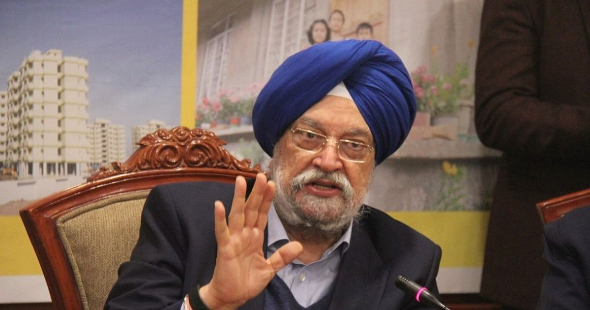 Centre To Come Up With New Housing Rental Policy Very Soon: Hardeep Singh Puri