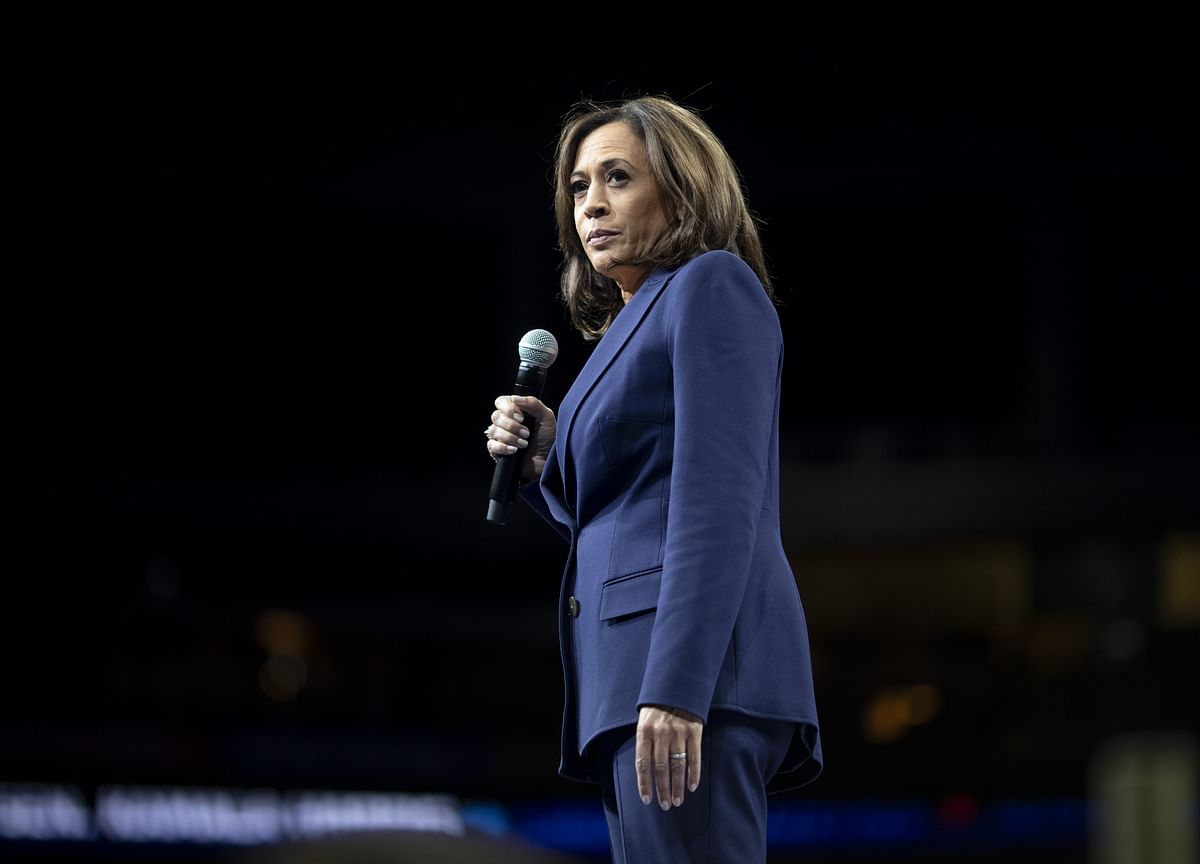 Harris' Exit Preserves Viability as a Potential Vice President