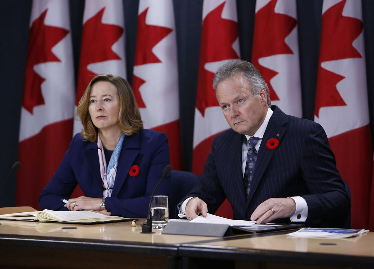 Bank of Canada Formally Begins Hunt for the Next Rate Chief