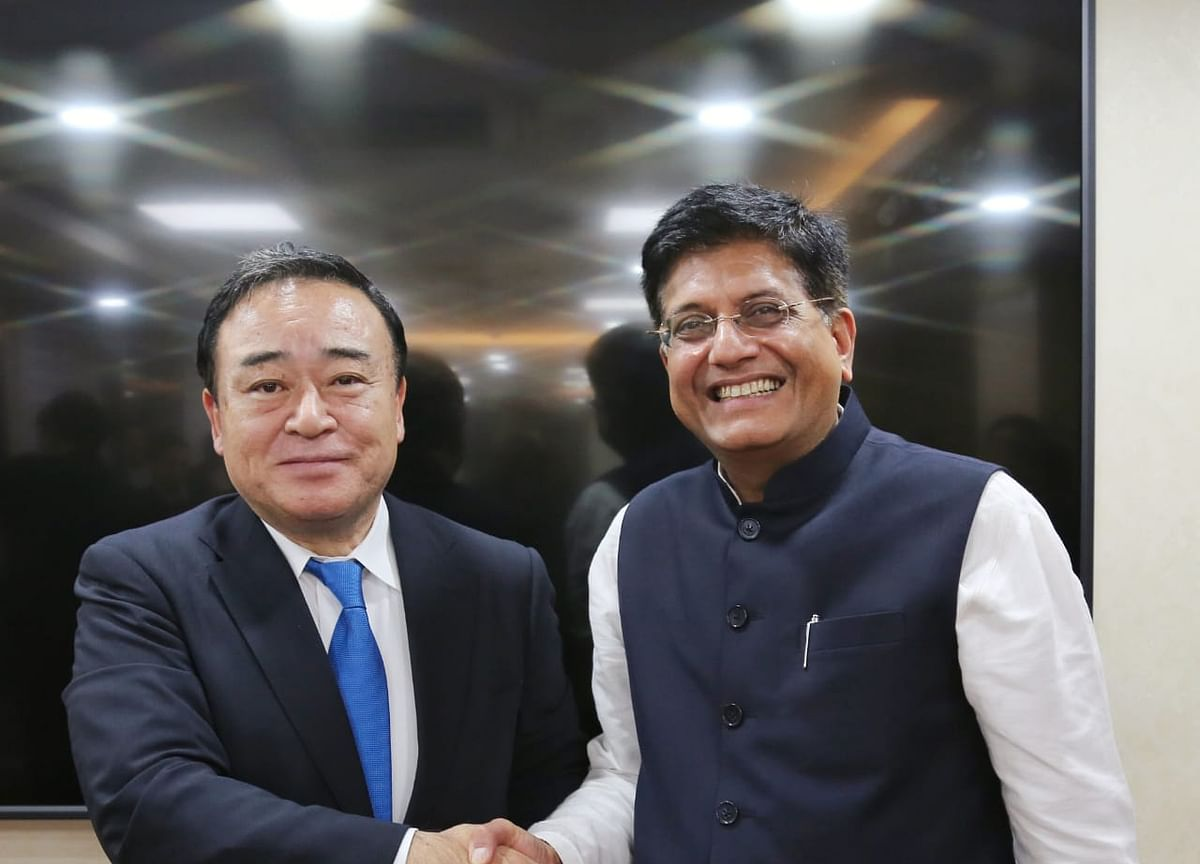 India, Japan Trade Ministers Discuss CEPA Ahead Of Prime Ministers' Meet