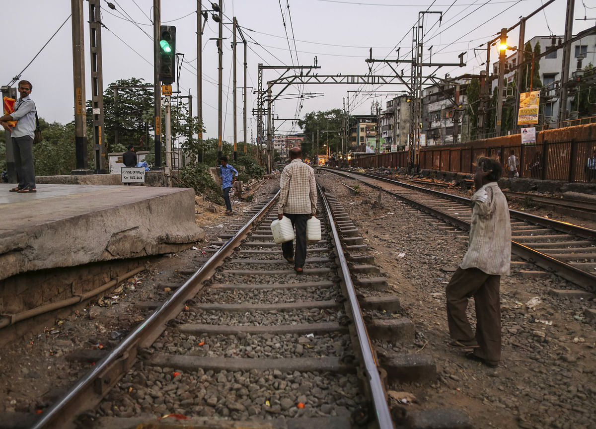Reforming The Indian Railways – On The Right Track