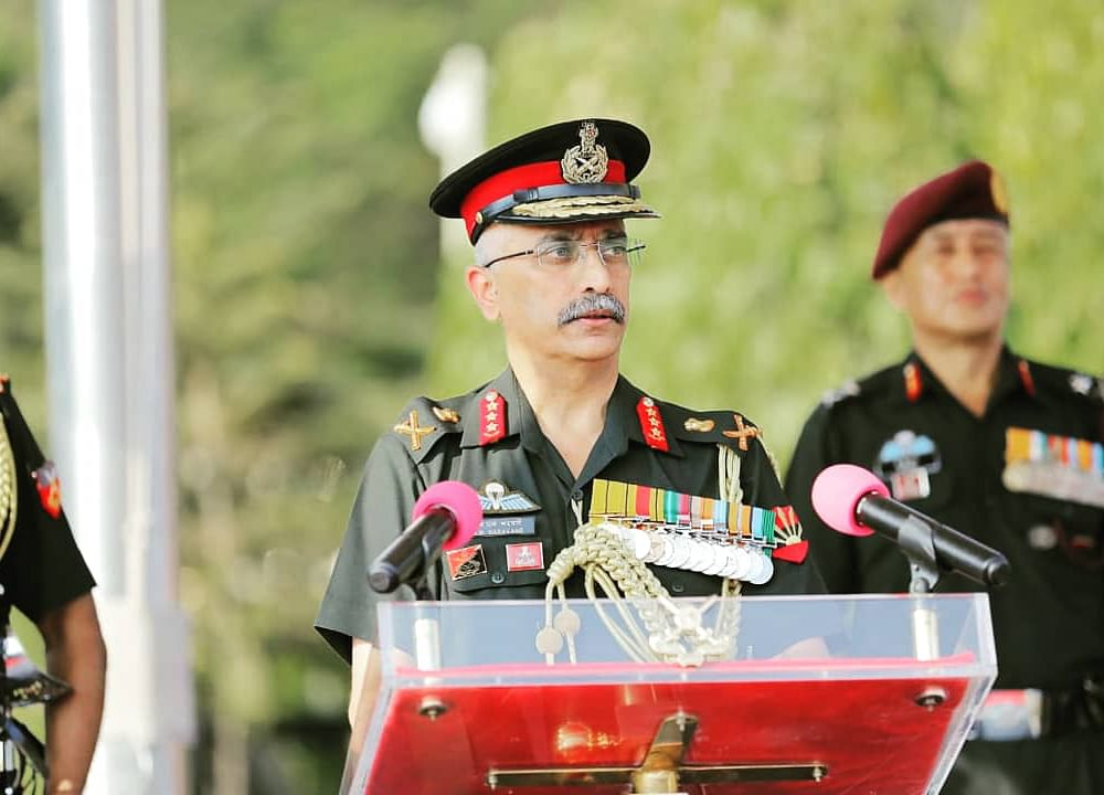 Lieutenant General Manoj Mukund Naravane To Be Next Army Chief