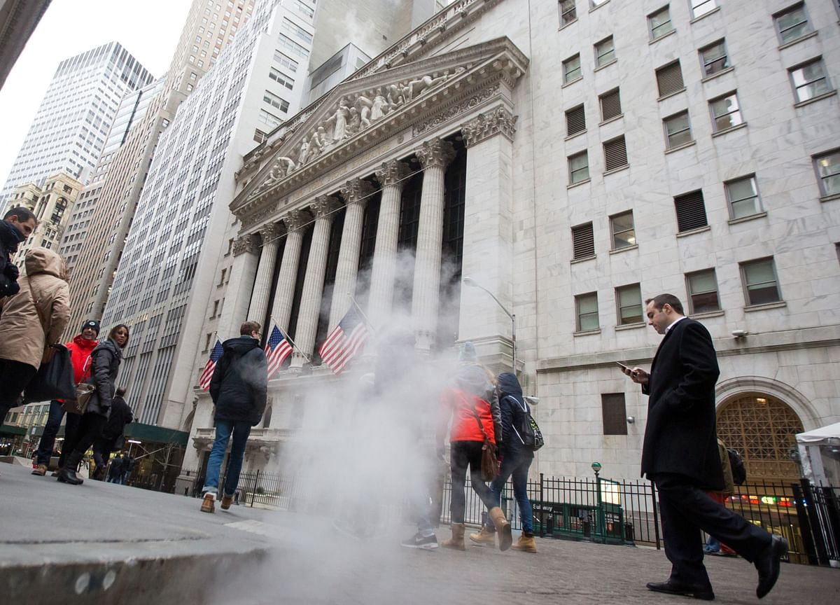 What Felt Like a Jarring Year for Stocks Was Anything But