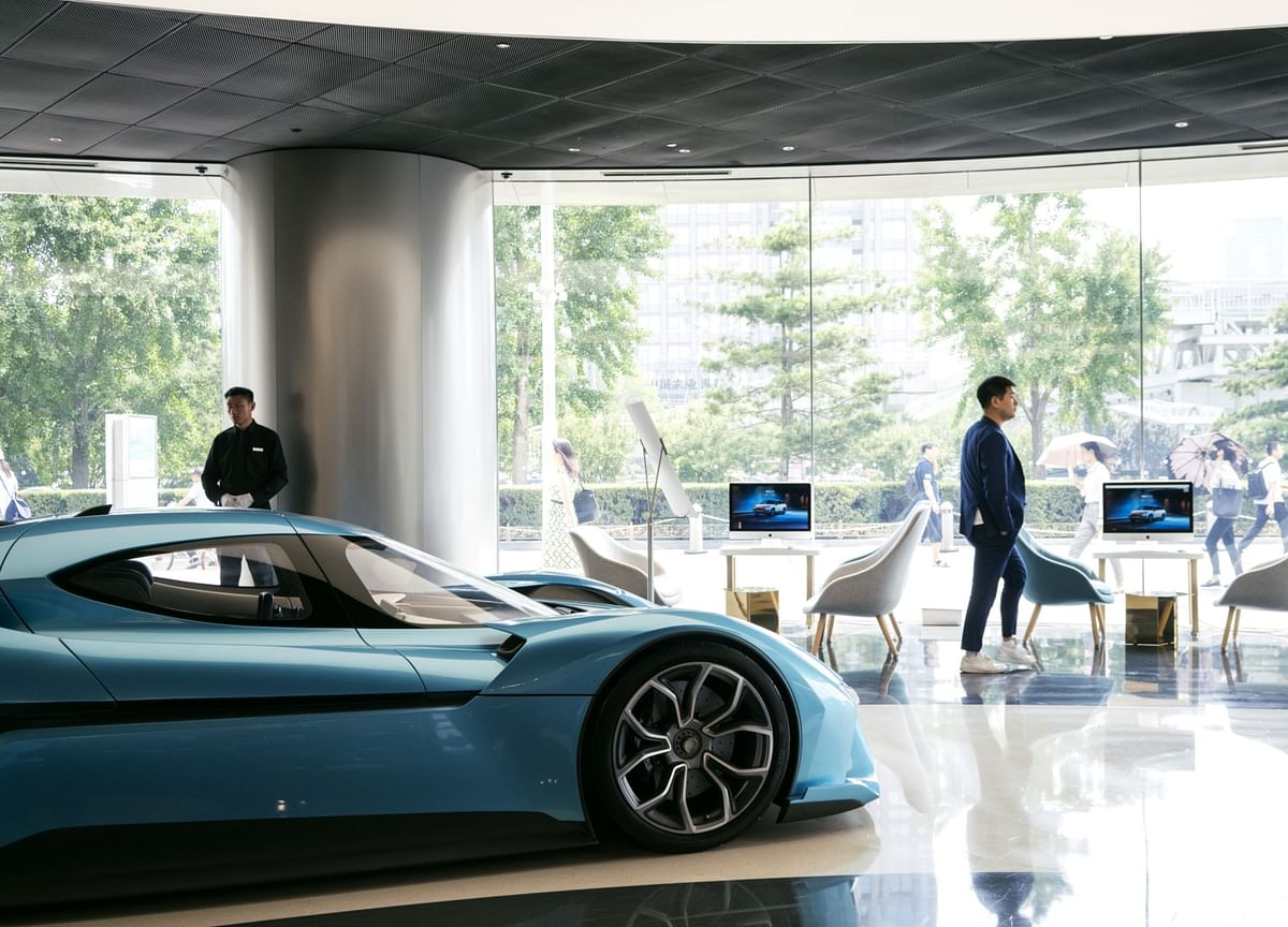NIO Boosts Size of Share Sale Amid Electric-Car Stock Frenzy