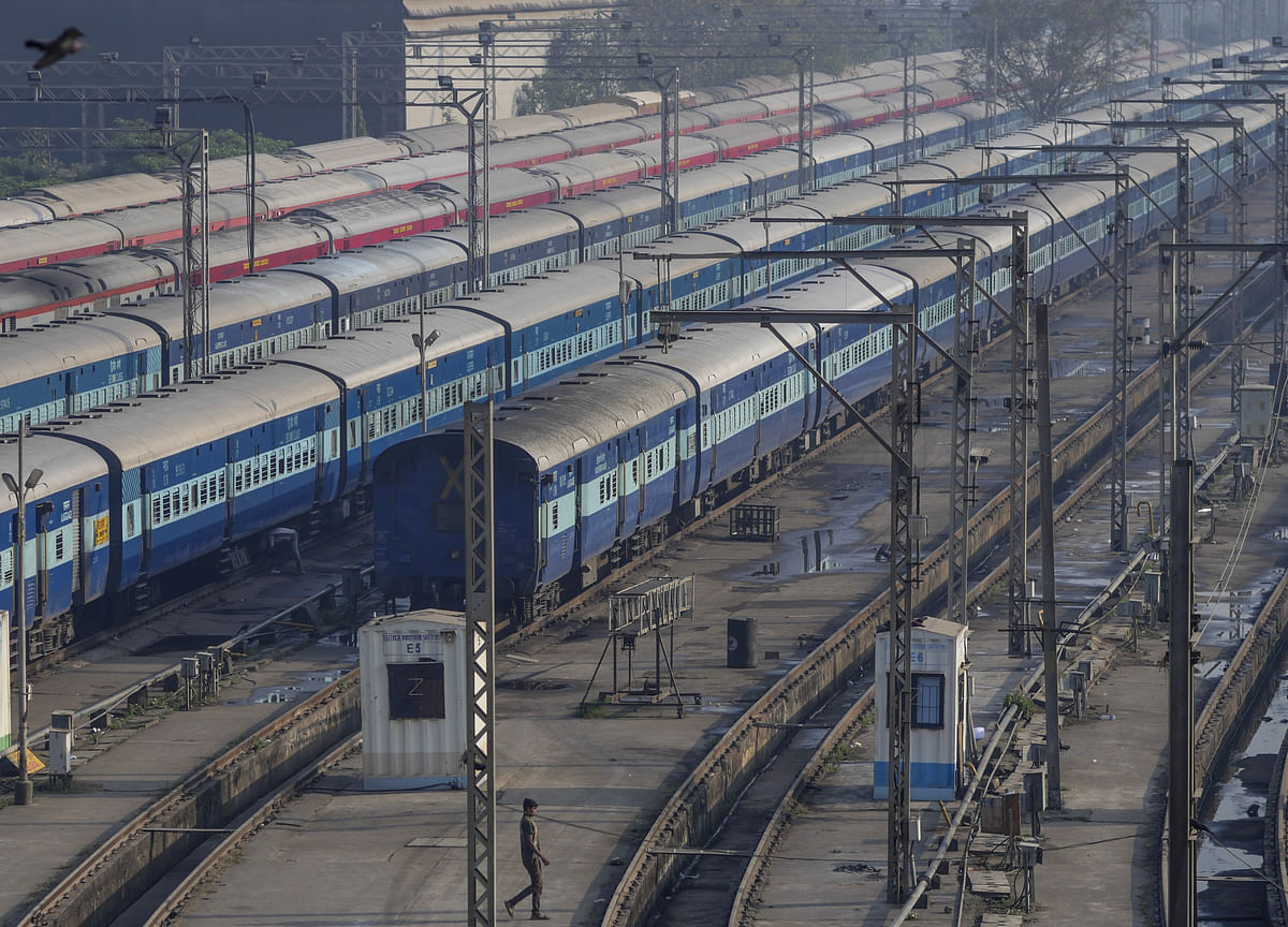 Cabinet Approves Restructuring Of Railway Board, Merging Cadres