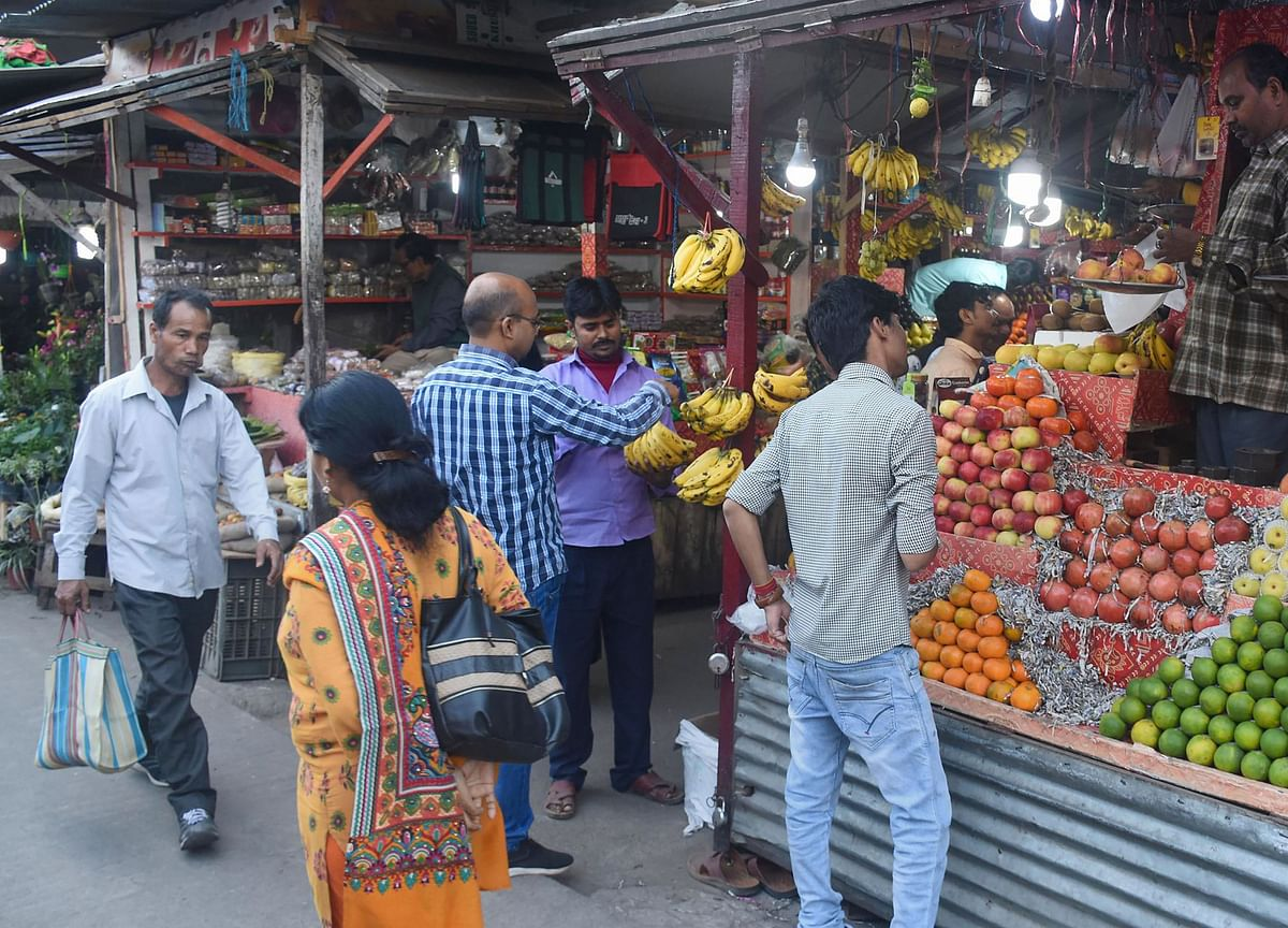 People Trying To Store Essentials; Potato Sold At Rs 80 A Kilogram In Guwahati