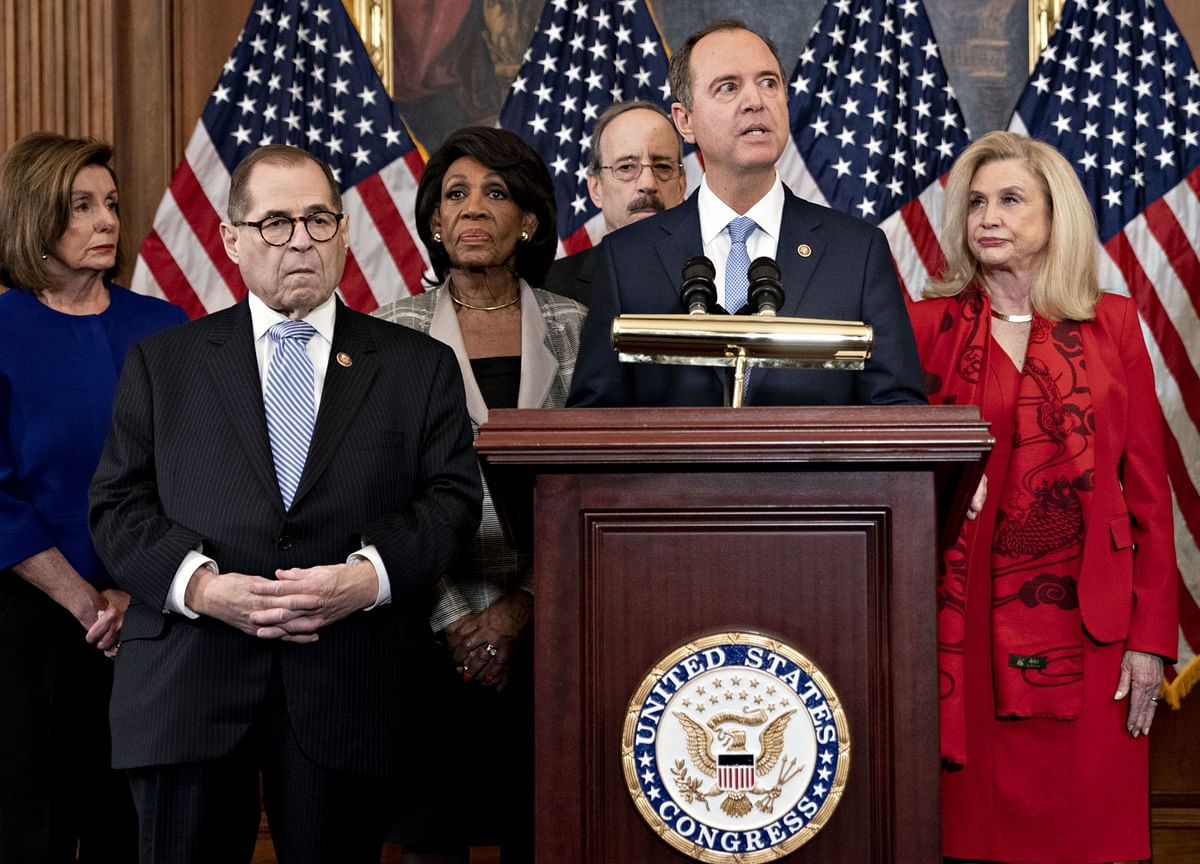 Schiff, Nadler Likely to Be Trial Managers: Impeachment Update