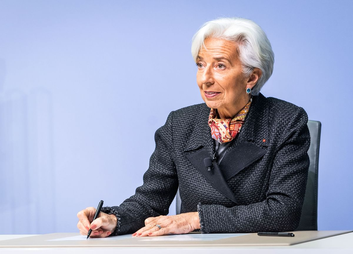 Lagarde Urges ECB Silence on Strategy Review Before Announcement