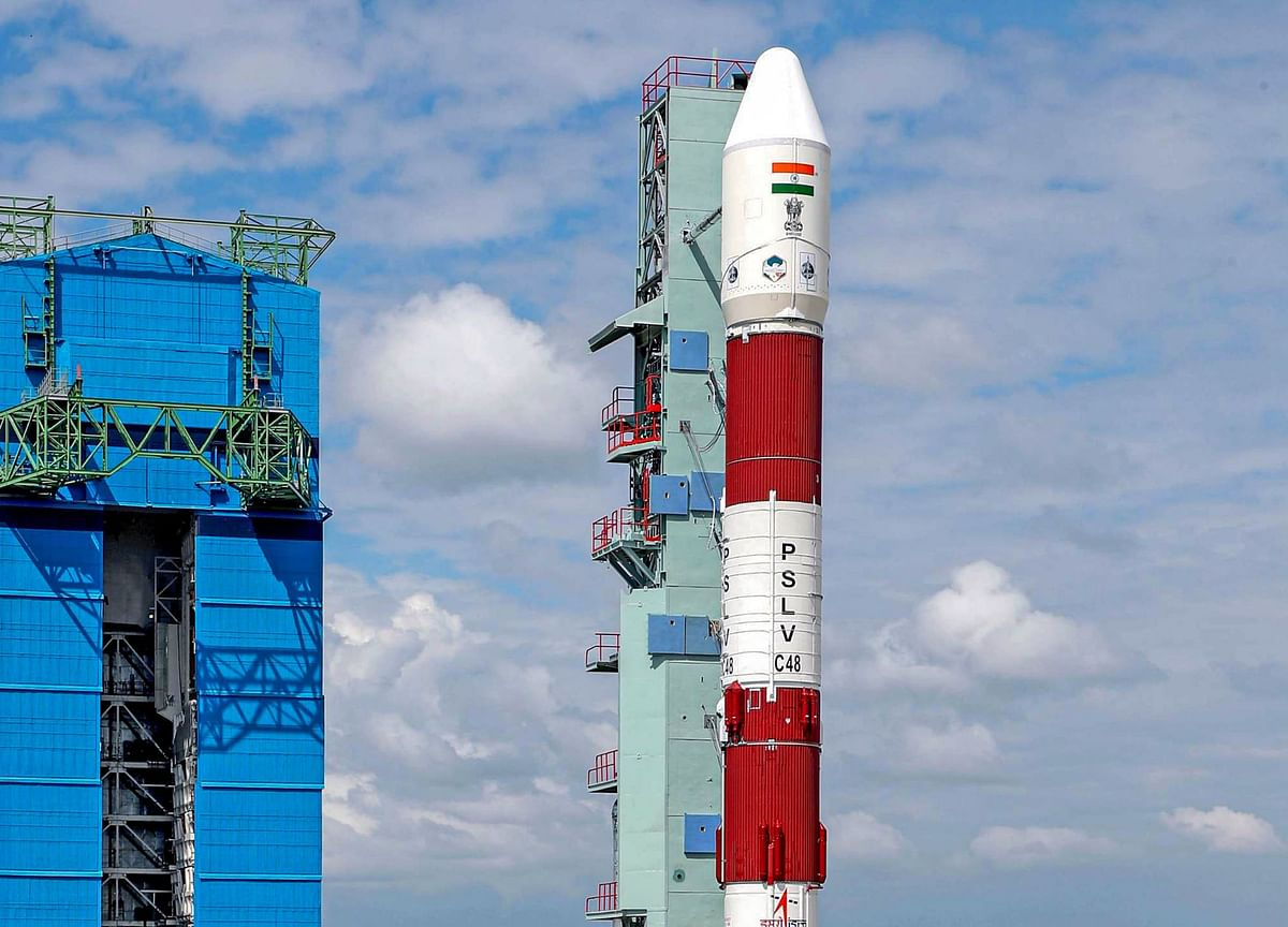 ISRO Successfully Launches RISAT-2BR1, Nine Foreign Satellites