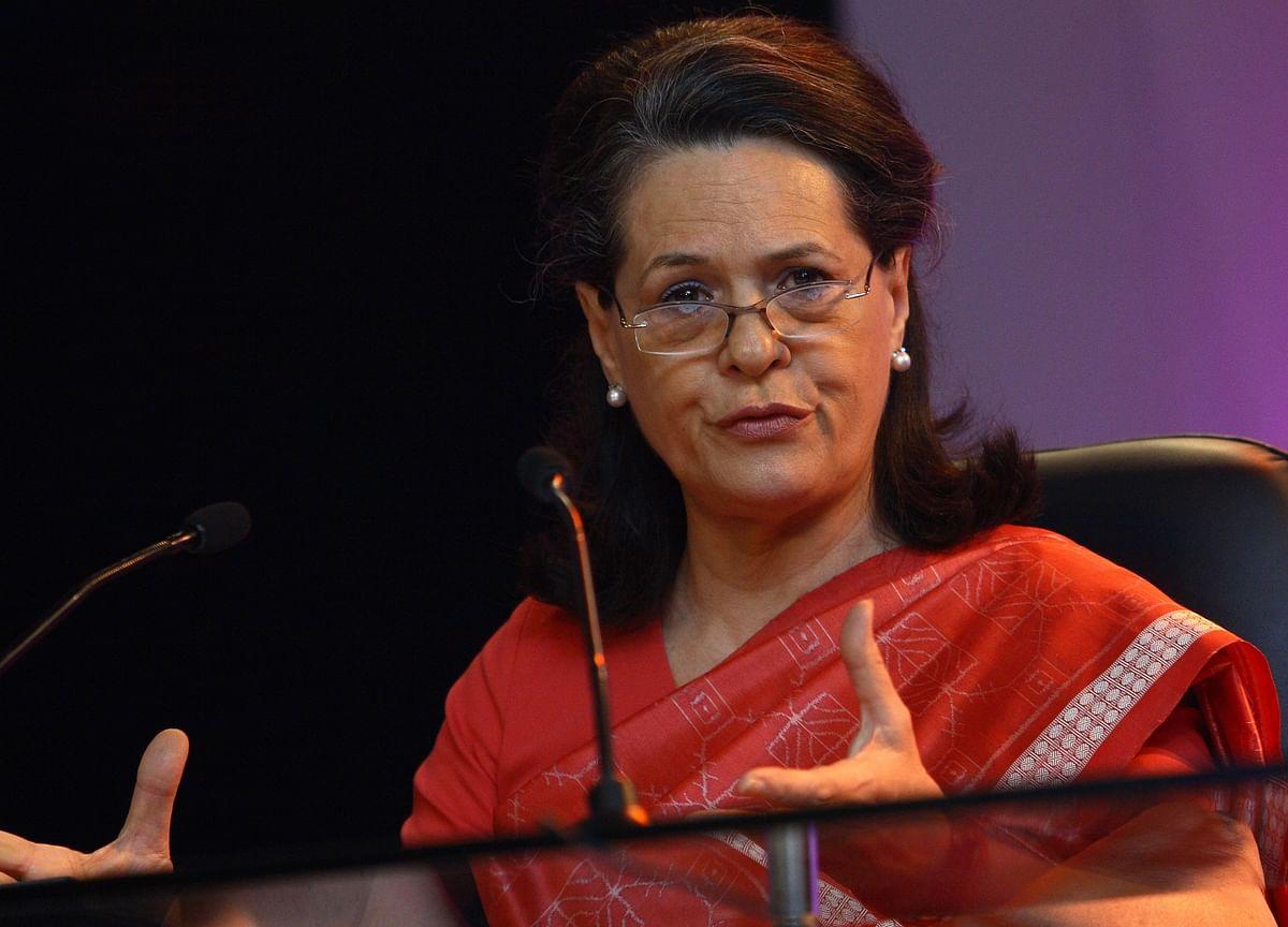 Citizenship Amendment Bill Passage Marks 'Dark Day' In Constitutional History Of India, Says Sonia Gandhi
