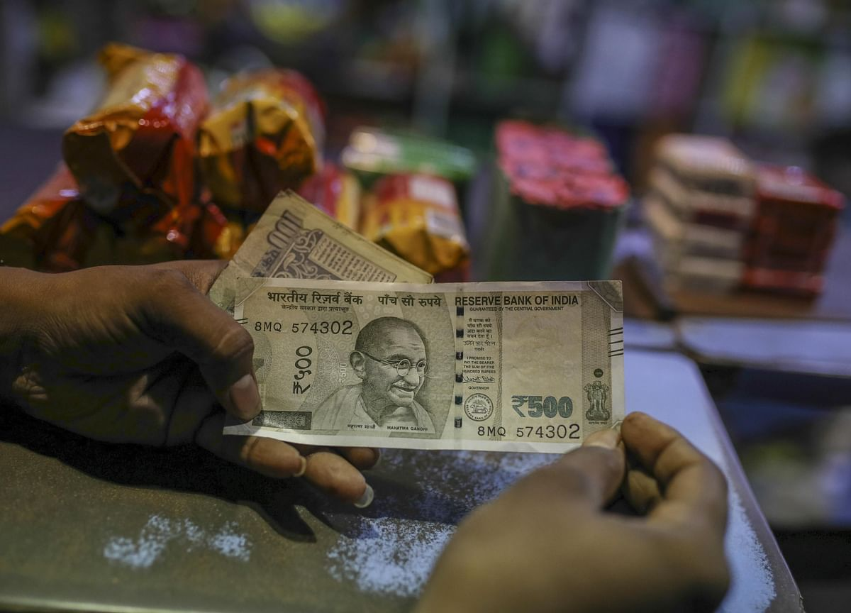 Currency In Circulation Rose To Rs 21 Lakh Crore Till March 2019