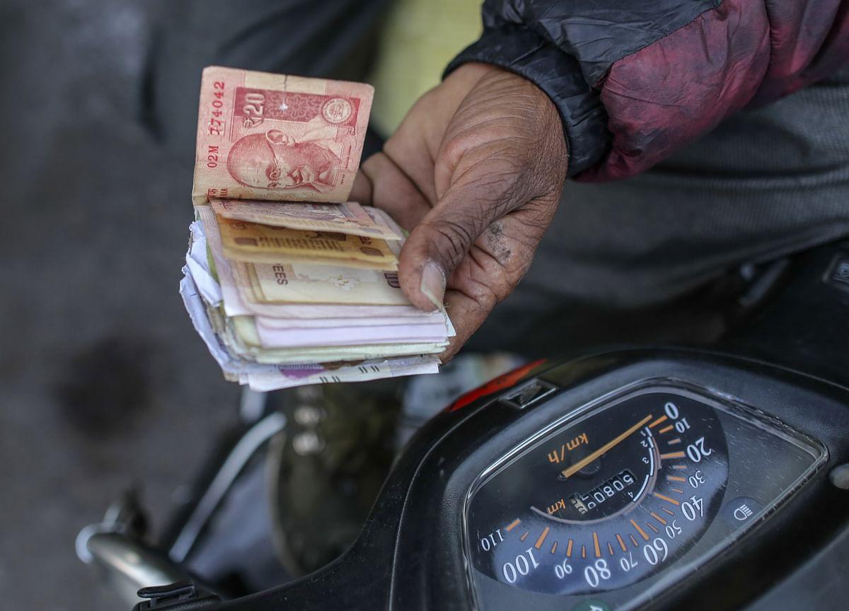 Central GST Falls Short Of Budget Estimate By 40% In April-November