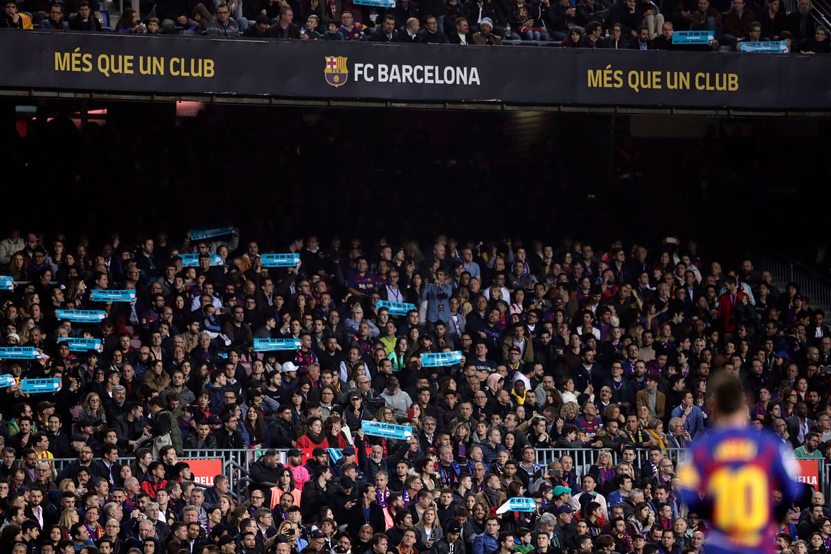 Spanish Soccer Clubs Risk Income Hit After Super League Fiasco