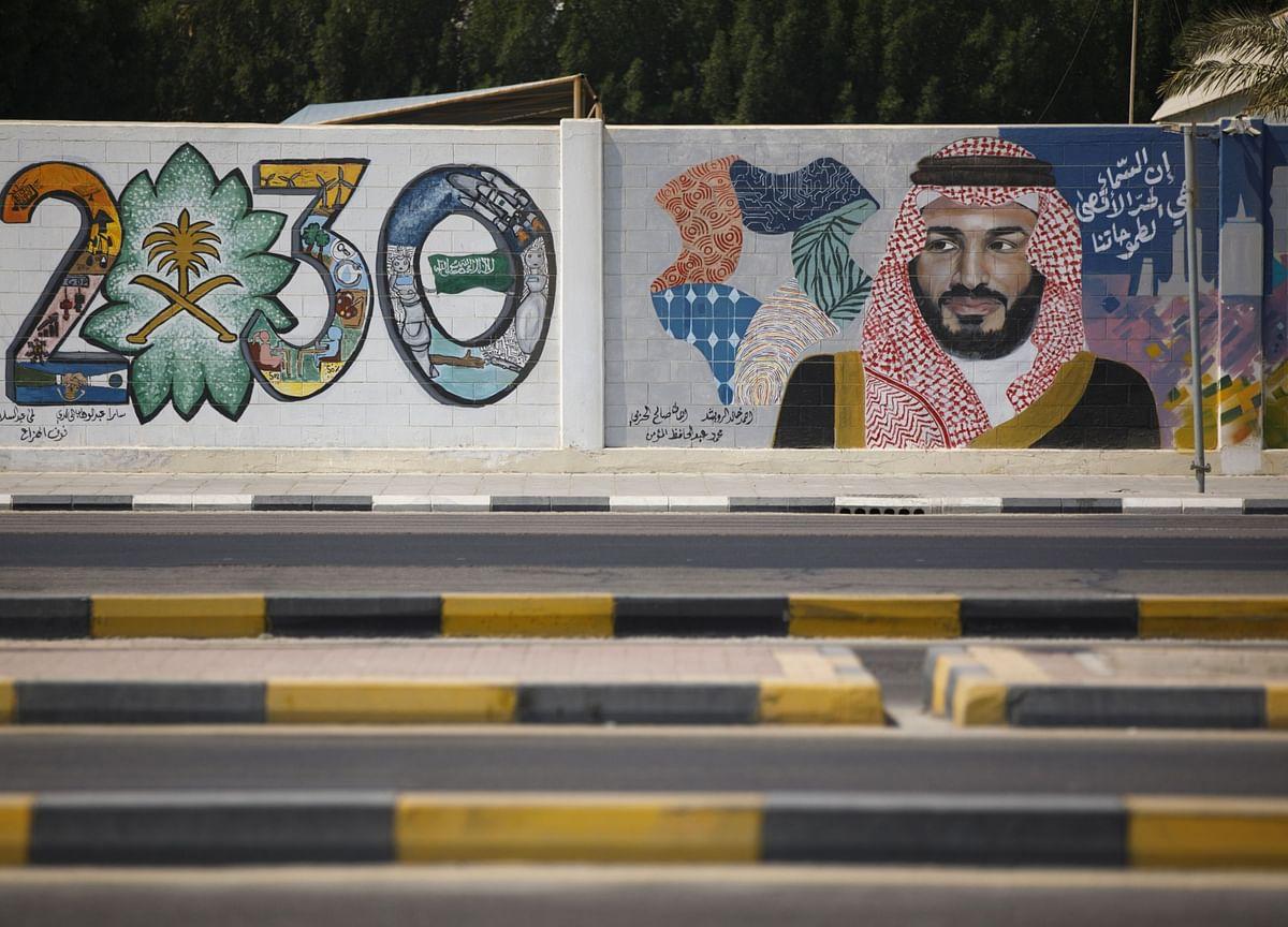 Saudi Aramco's $2 Trillion Dream Isn't Really About Oil