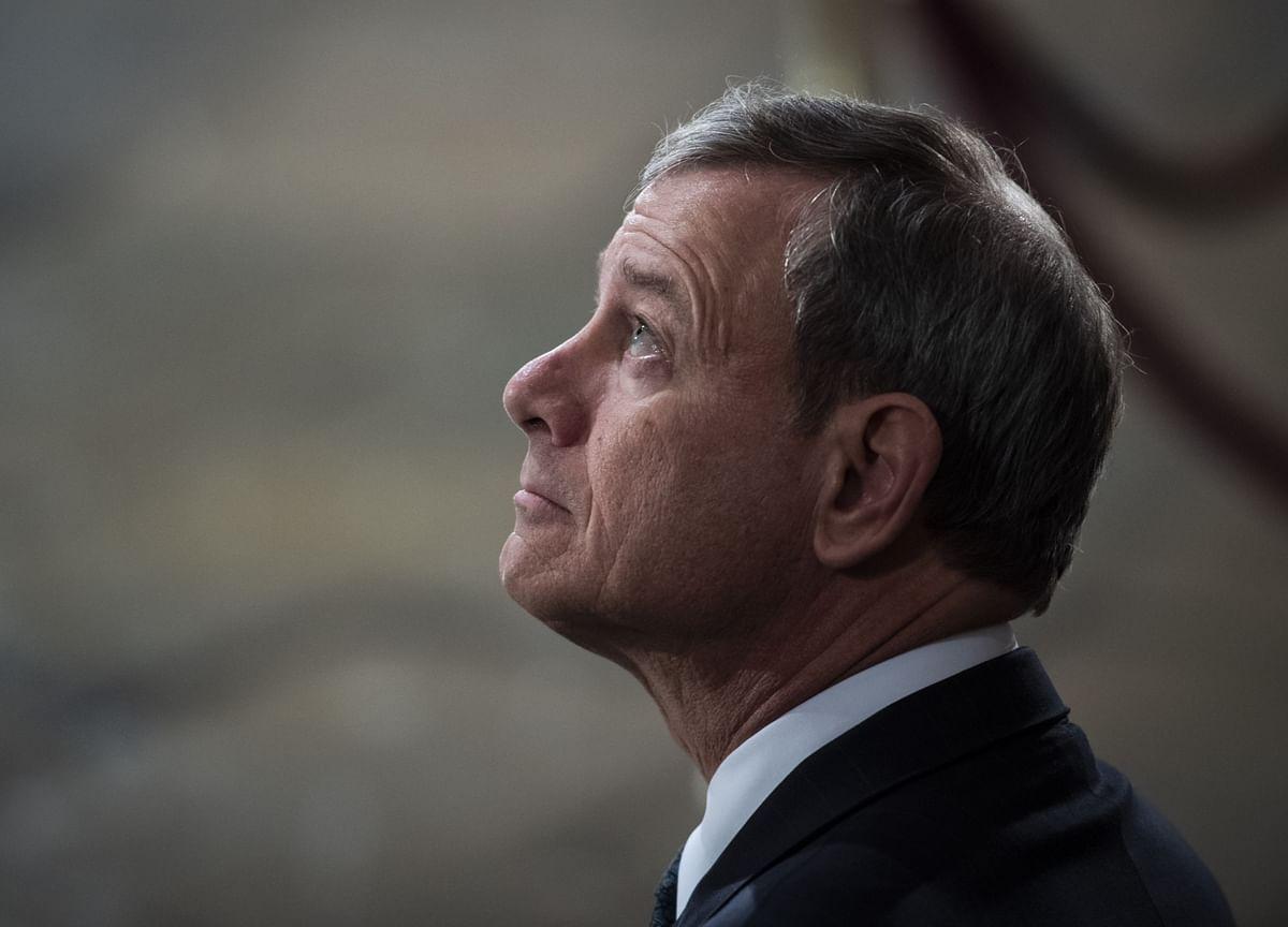 Impeachment Maelstrom Pulls Chief Justice Into Politics He Shuns