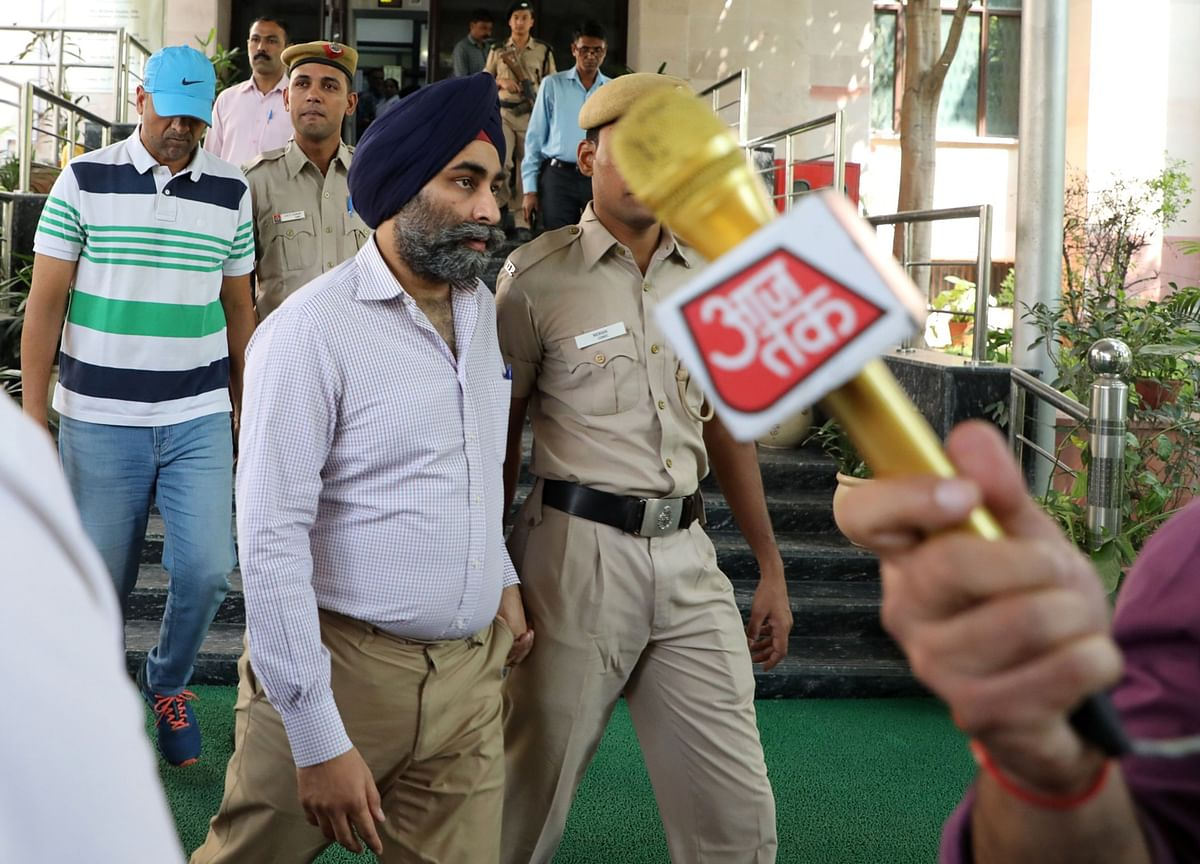 Court Rejects Bail Plea Of Shivinder Singh In Religare Finvest Case