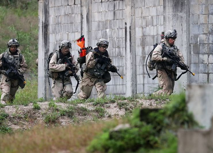 U.S. Buckles in South Korea Troop-Funding Talks, Chosun Says