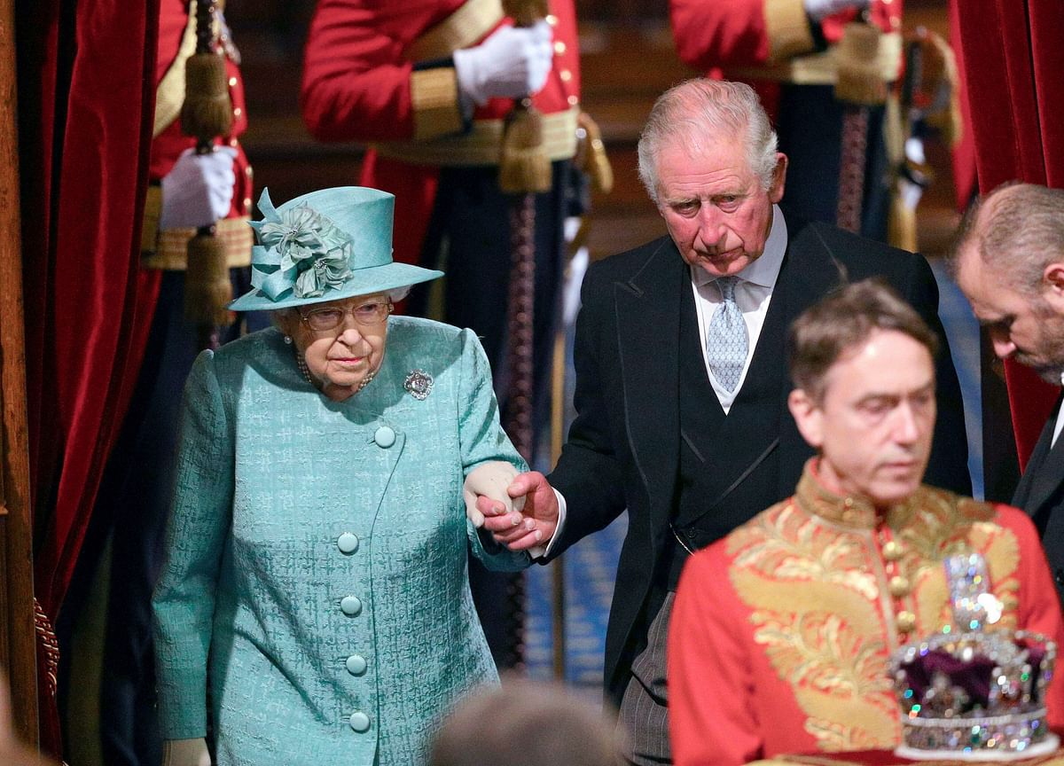 Queen Elizabeth Calls on U.K. to Reconcile in Christmas Address