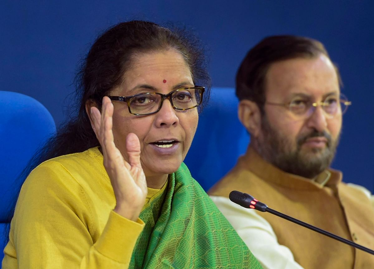 Finance Minister Briefing: Government Lays Road Map For Rs 102 Lakh Crore Infrastructure Spending