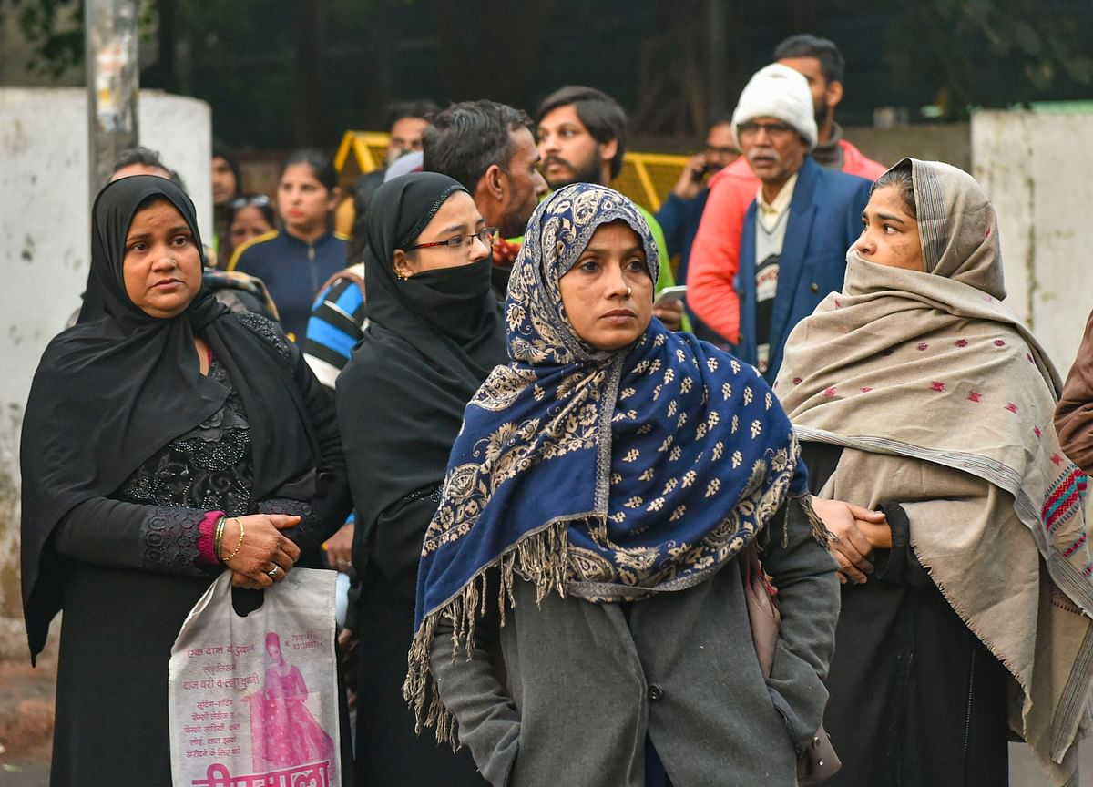 In Tandem With NRC, CAA May Affect Status Of India's Muslims: CRS Report