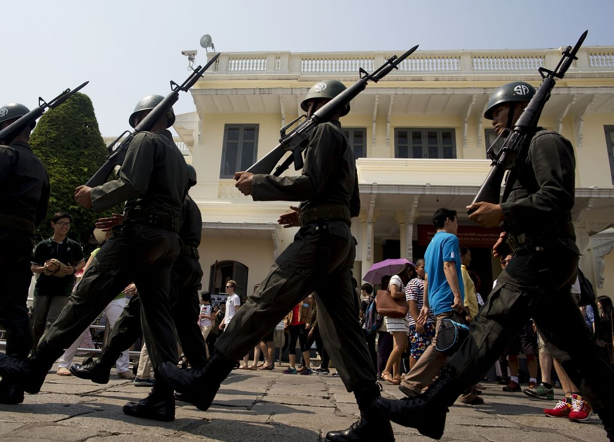 Military-Backed Government Deepens Crackdown on Thai Opposition
