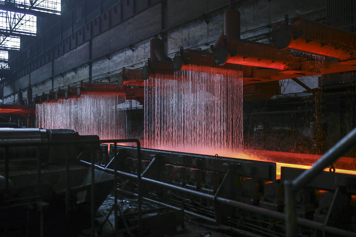 India's Core Sector Output Contracts For Fourth Straight Month In November, But At A Slower Pace