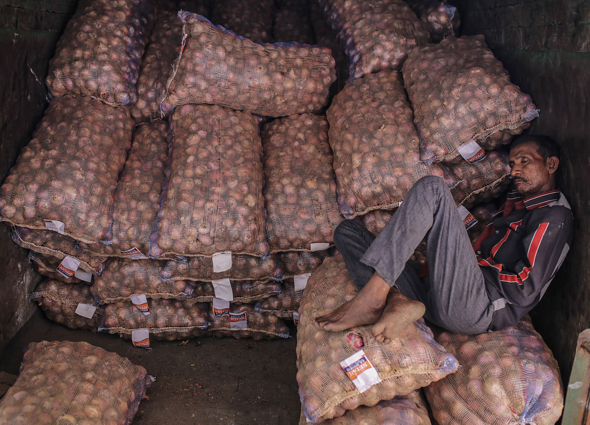 India CPI Data: Retail Inflation Surges To 5.54% In November