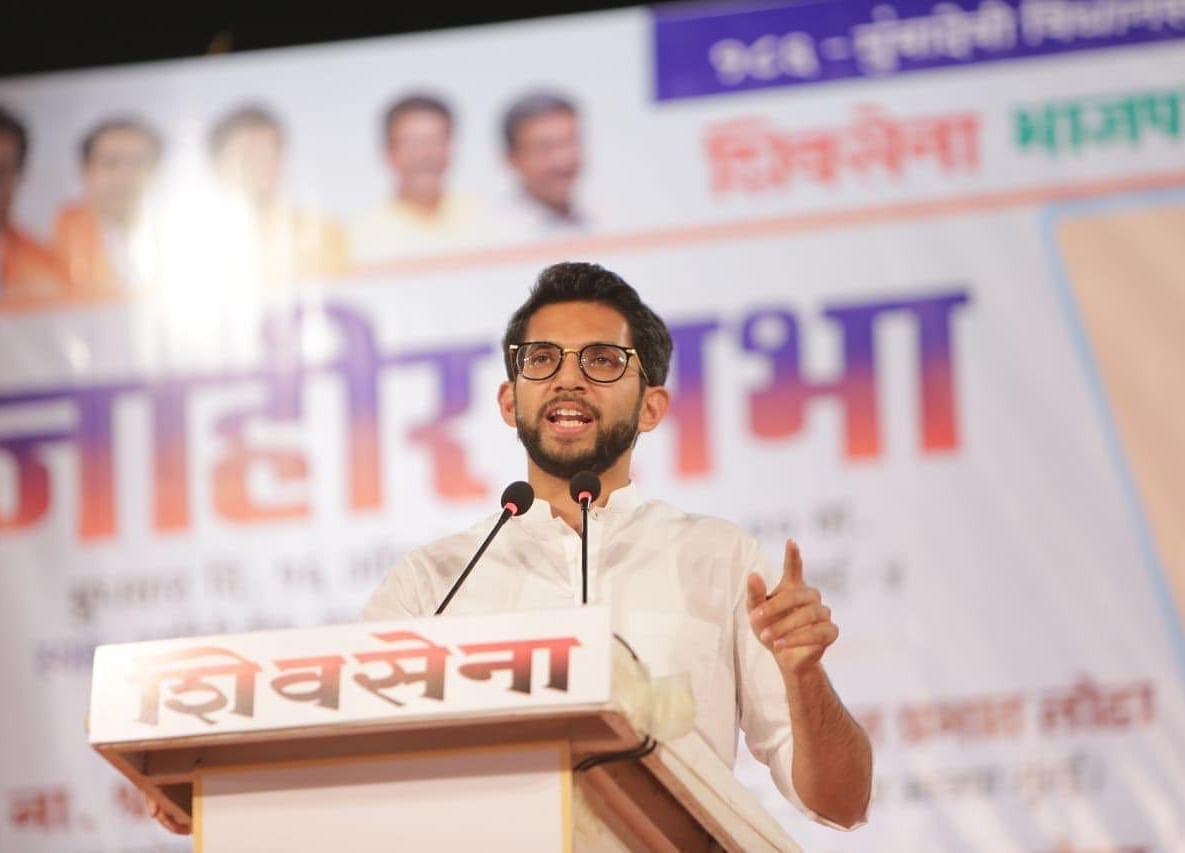 Maharashtra Cabinet Expansion: Aaditya Thackeray Joins Uddhav's Council Of Ministers