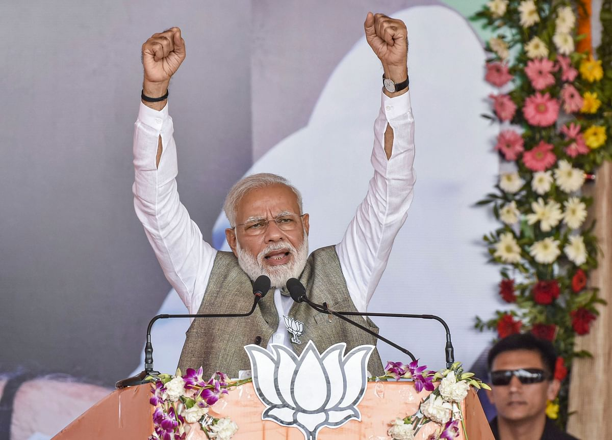 India's Economy Needs Modi to Reinvent Himself — Again