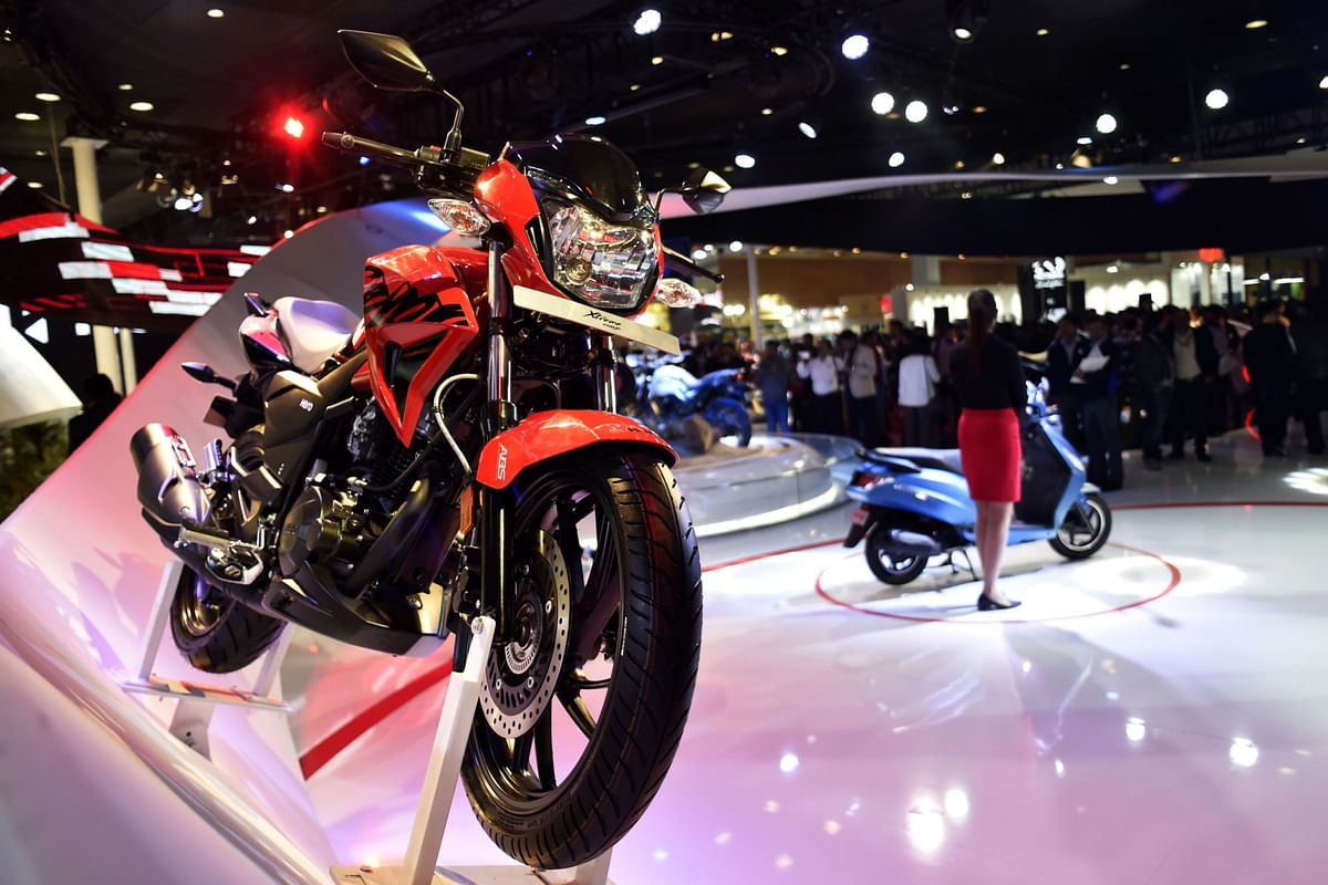 November Auto Sales Live: Bajaj Auto Falls 1%, Hero MotoCorp Slumps 15.3%